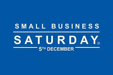 Small Business Saturday - more important this year than ever before?